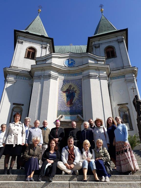 OFS | Ordo Franciscanus Saecularis Österreich | OFS_Svaty_Hostyn_mit_Robin_LEBEN
