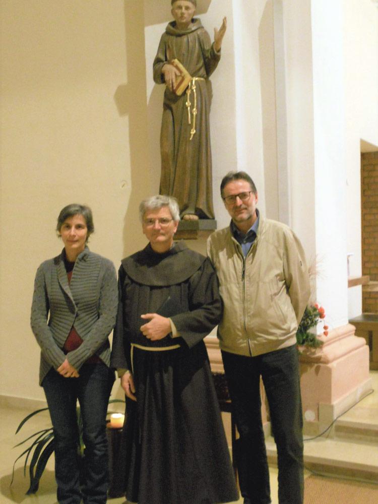 OFS | Ordo Franciscanus Saecularis Österreich | Bildungstag Region Mitte mit P.Johannes Schneider